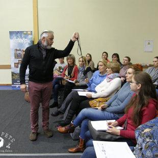 Handling Seminar - Gerard O`Shea (Sweden) - 14-15.01.2017